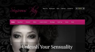 Providing Website & Social Media Services for SensuousPlay (dot) com